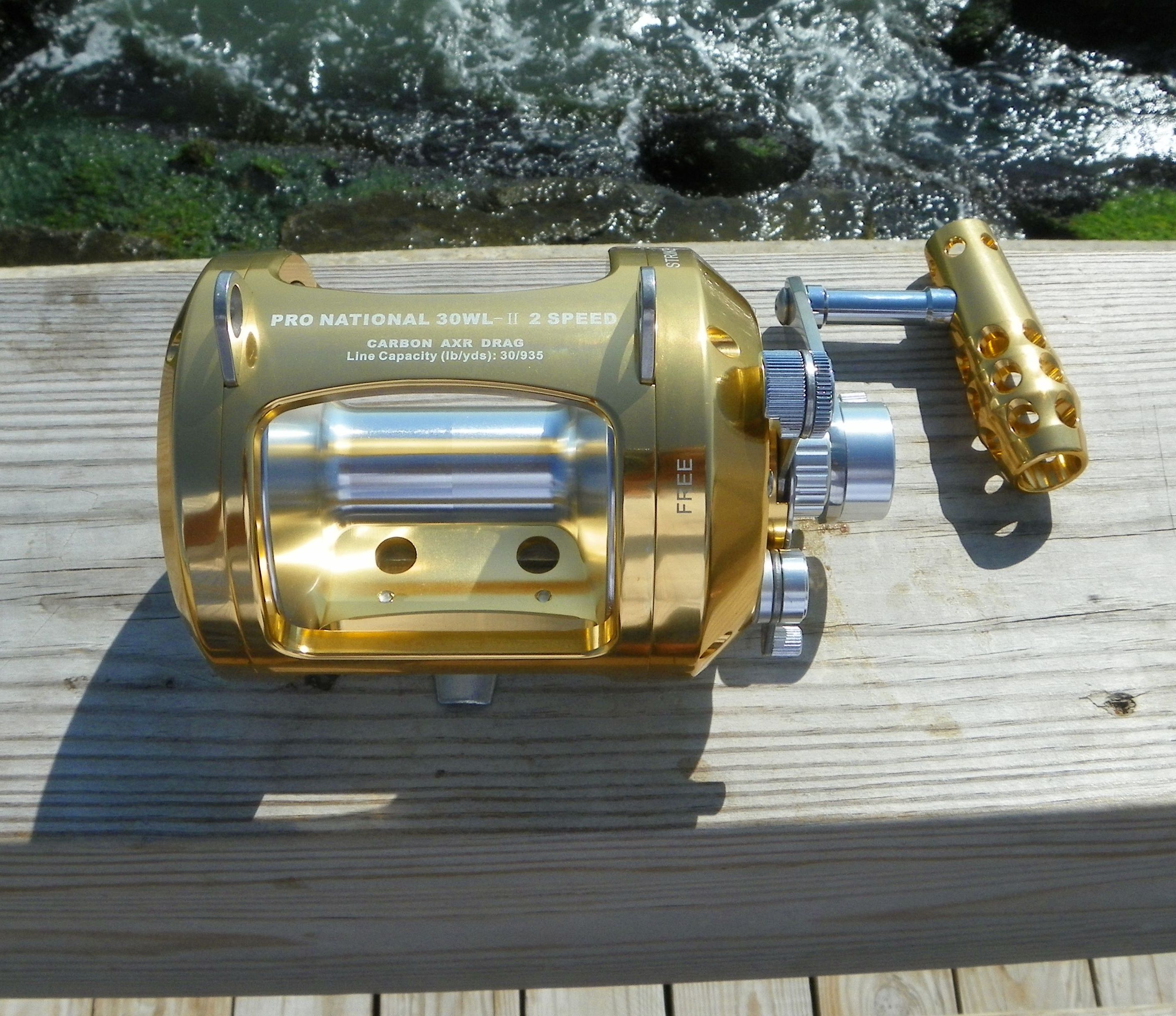 end of year sale!! all tuna, marlin and dolphin rods and reels on, Fishing Reels
