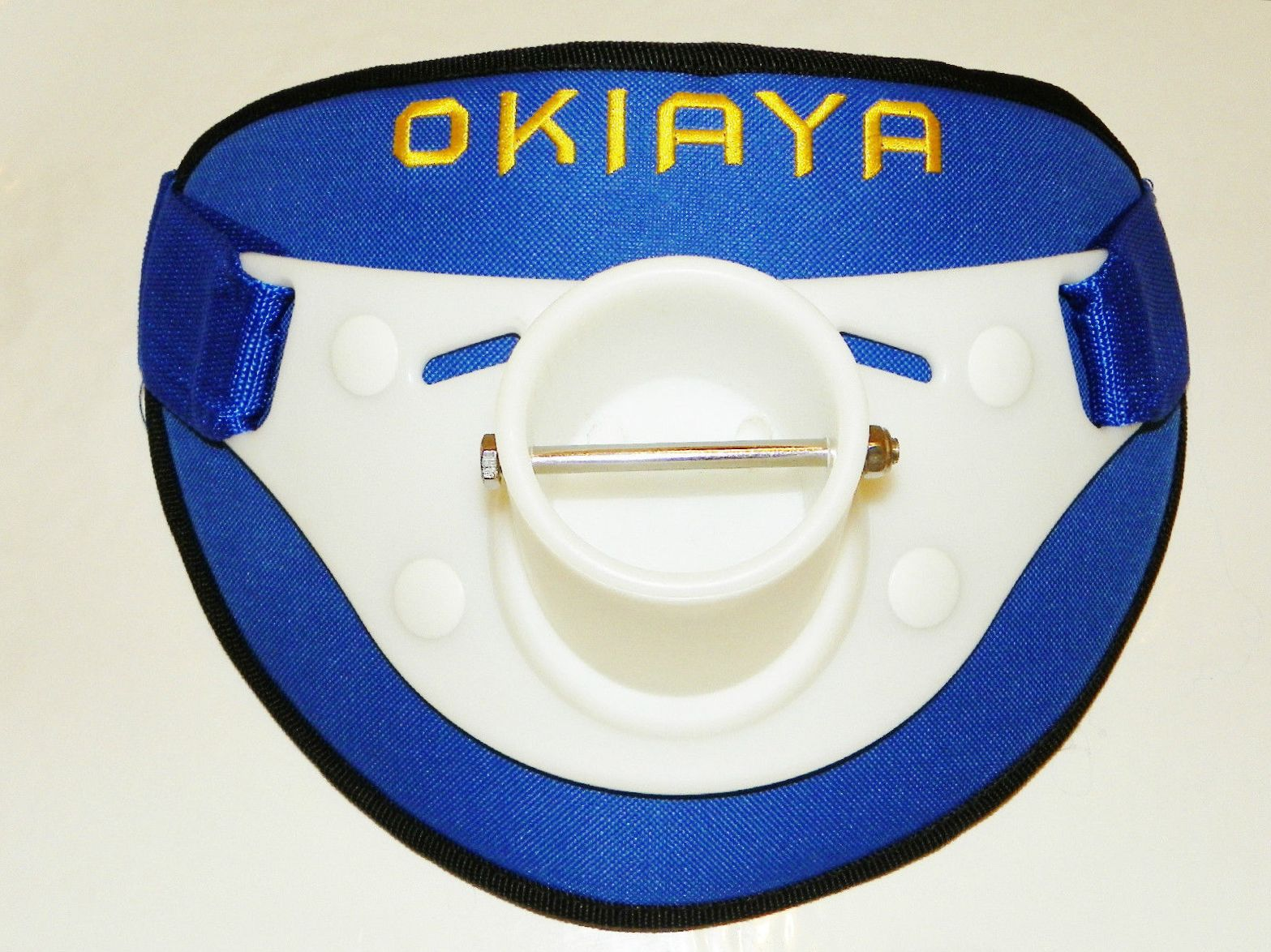 "Okiaya Econo Big Game Fighting Belt 26in to 60in Waist 1 Size fits all 11/""x7/"""