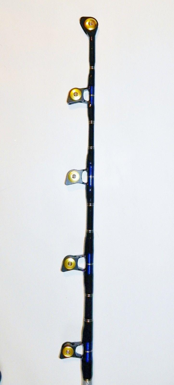 Okiaya saltwater fishing rods 100 130lb for Ocean fishing rods